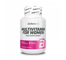 Slika izdelka: Multivitamin For Women 60 tablet