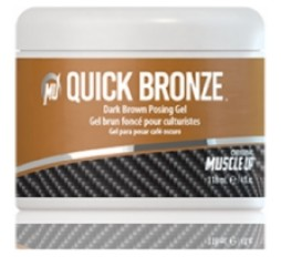 Slika izdelka: Quick Bronze® Dark Brown Posing Gel 58 g